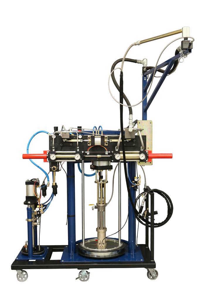 Dow Corning Silicone Pumps - HG Adhesive Dispensing